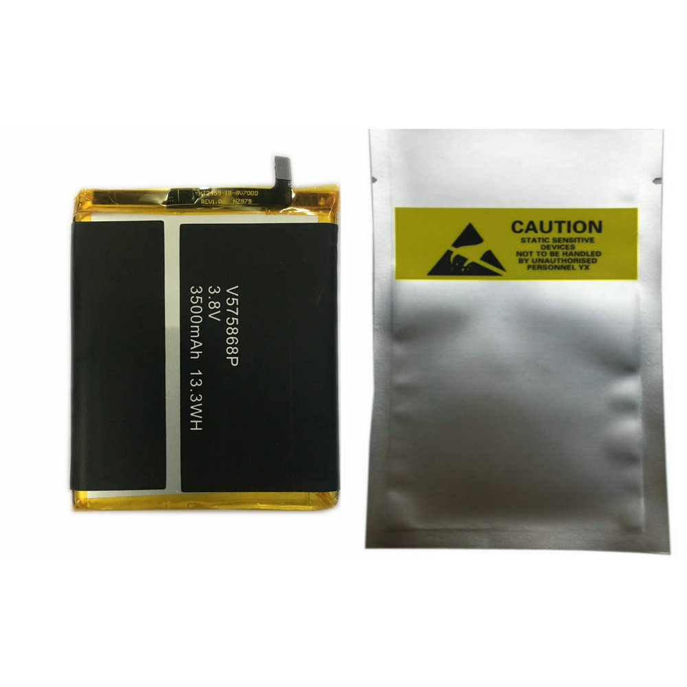 3500mAh Compatible <font><b>Battery</b></font> For <font><b>Blackview</b></font> <font><b>BV7000</b></font> B7000 <font><b>Pro</b></font> V575868P Mobile Phone Batterie Bateria Batterij Tested In Stock image