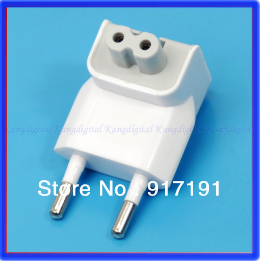 5pcs/lot EU AC Laptop Plug Adapter Converter For Apple Macbook Z101