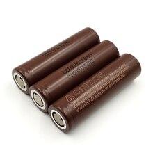 Amorge LG HG2 18650 3 7v Lighter 18650 li ion Battery 3000mAh 30A Discharge Current Electric