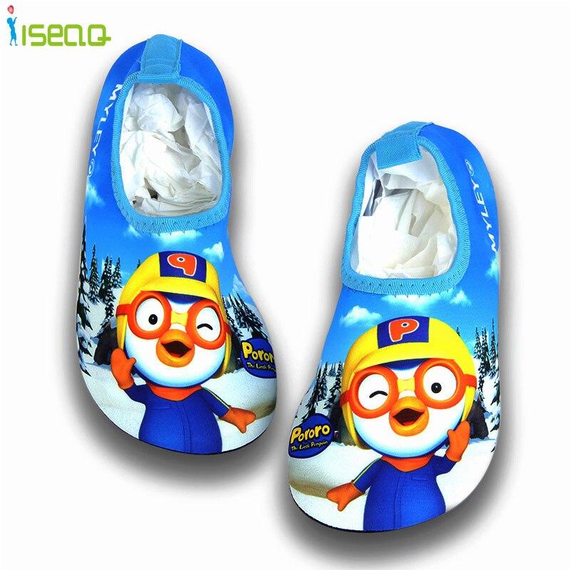 dzieci pływać buty kreskówka oddychające drifting antypoślizgowe - Obuwie dziecięce - Zdjęcie 2
