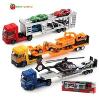 Free Shipping 3pcs Lot Pixar Cars Truck Helicopter Small Alloy Models Toy Car Children Educational Toys