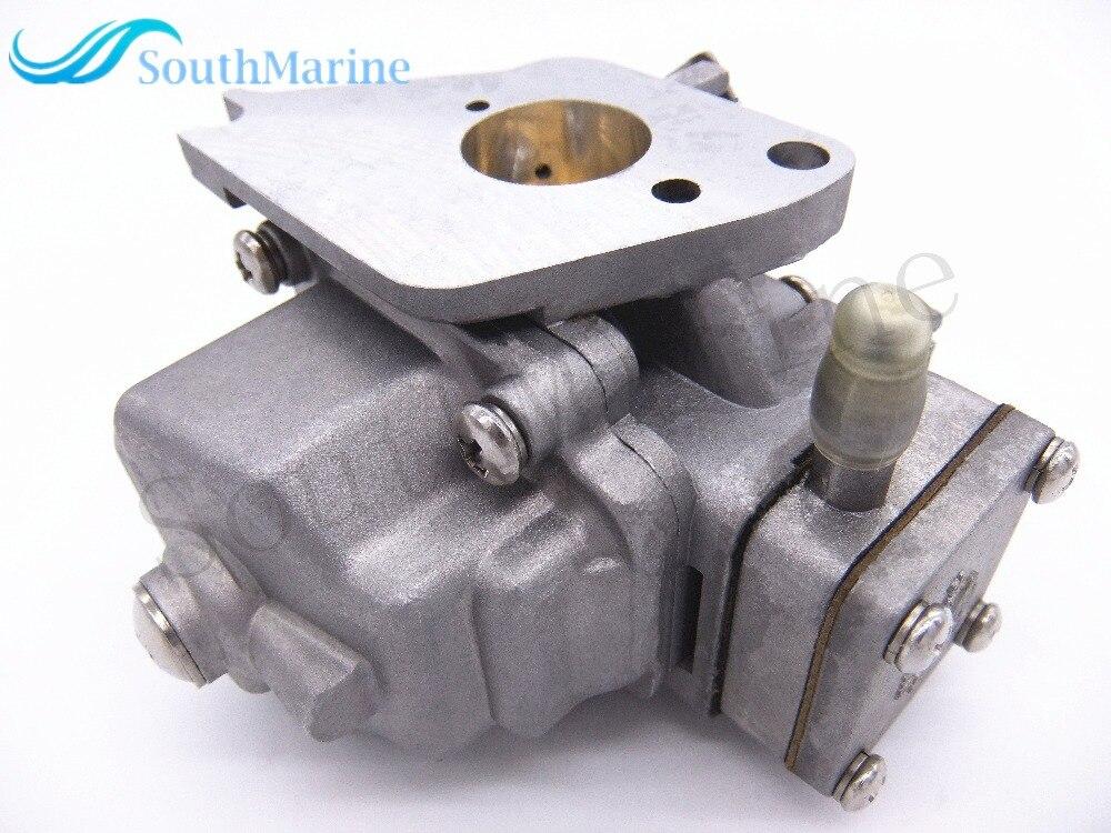 6E3 14301 6E3 14301 05 00 6E0 14301 05 Outboard Motor Carburetor Assyfor Yamaha 4M 5M