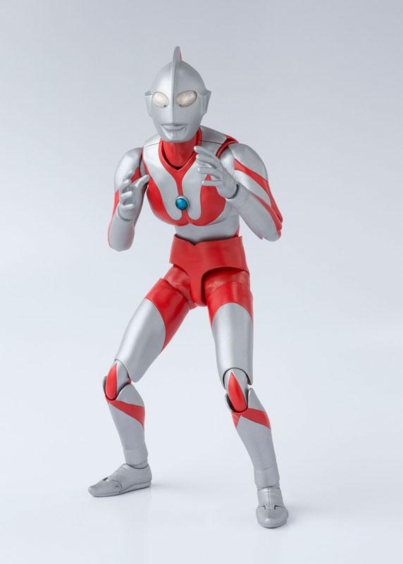 """100% الأصل بانداي الأمم tamashii shfiguarts (shf) عمل الشكل الترامان من """"الترامان""""-في شخصيات دمى وحركة من الألعاب والهوايات على  مجموعة 3"""
