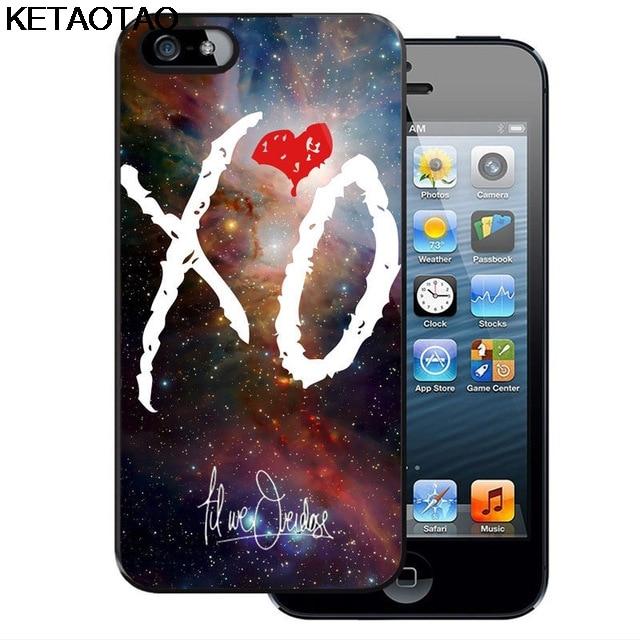 KETAOTAO XO Weeknd OVOXO Nebula <font><b>Sport</b></font> tpu silicone <font><b>Phone</b></font> <font><b>Cases</b></font> for iPhone 4S 5C 5S 6S 7 8 Plus X <font><b>Case</b></font> Soft TPU Rubber Silicone