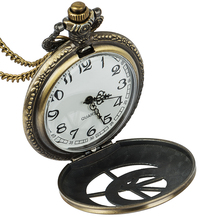 steampunk pocket watch New Arrival Hollow Dr Doctor dial Pocket Watch With Chain Necklace Best Gift To Women Men dial child si new arrival hot uk tv doctor who theme series fashion quartz pocket watch chain necklace pendant watches dr who fans gift 2017