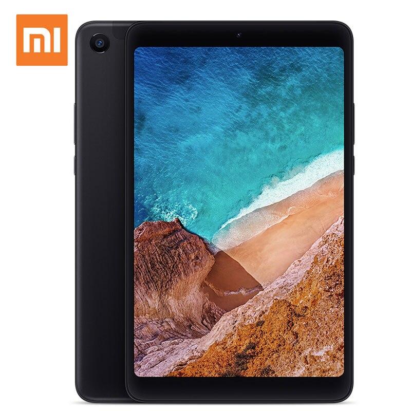 Xiao mi mi Pad 4 mi Pad 4 Tablet 8 pouces 32 GB/64 GB 1920x1200 FHD 13.0MP + 5.0MP AI Visage ID Android 8.0 Tablet Type-C