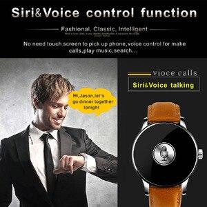 Image 3 - Greentiger K88H Bluetooth akıllı saat nabız monitörü spor izci Smartwatch spor akıllı bilezik Android IOS için