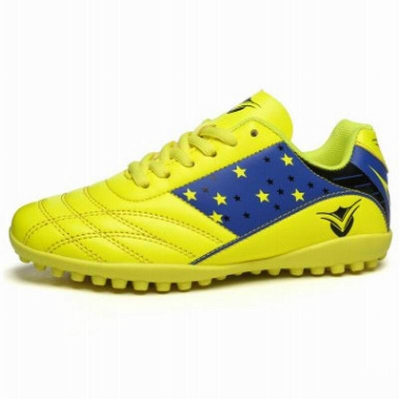 Zapatos de fútbol para niños en interiores 2019 Nuevo entrenamiento de calidad superior para niños Zapatillas deportivas China Boy Girls Superflys Sport AG Nail Soccer Sh