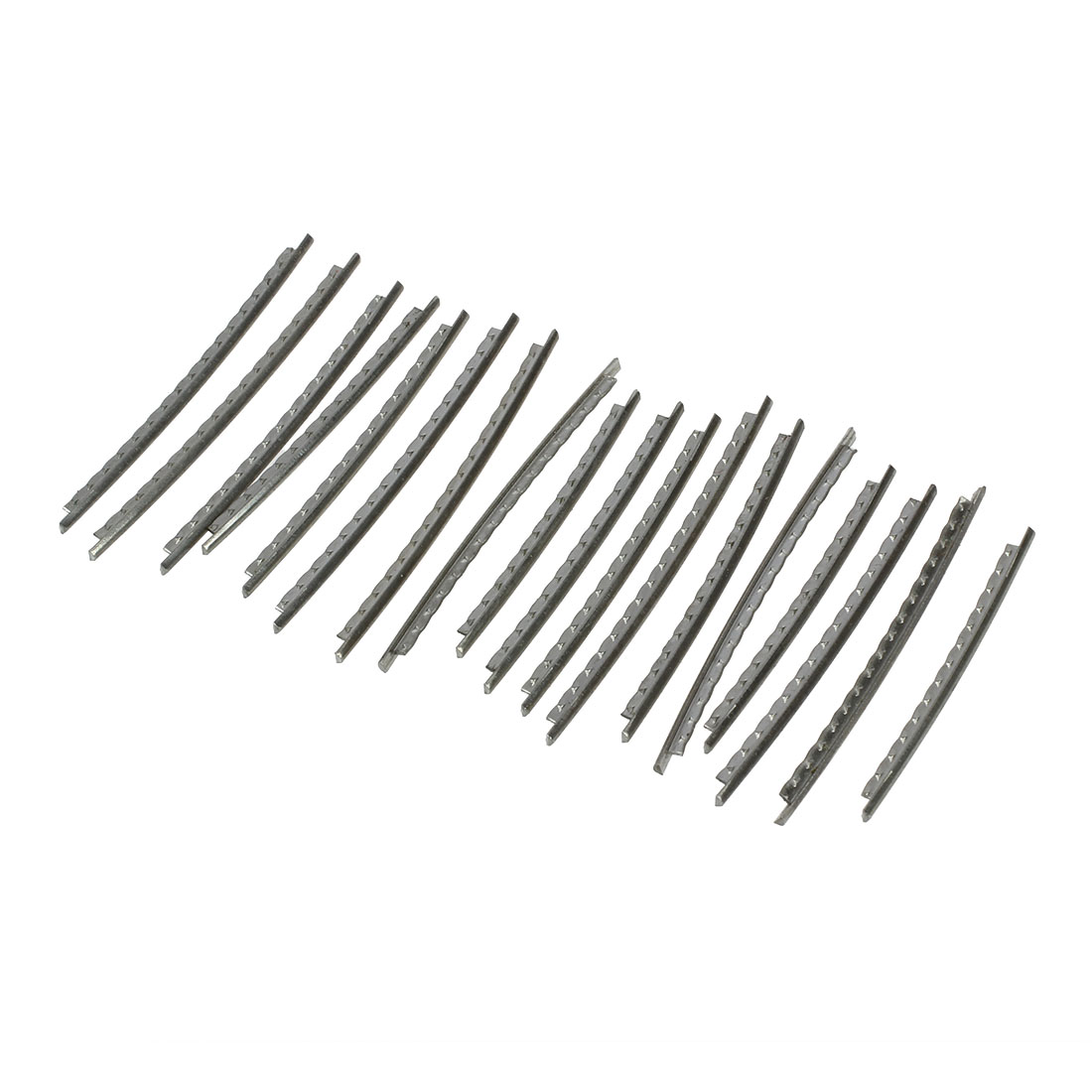 18pcs classical guitar fret wire fretwire set precut width silver in guitar parts. Black Bedroom Furniture Sets. Home Design Ideas