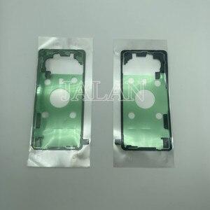 Image 2 - 10pcs סוללה מדבקה עבור Samsung S10/S10 בתוספת/S10E Backcover תיקון חזרה כיסוי דבק דבק