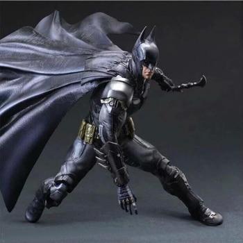 PLAY ARTS figure Batman: Arkham Knight Action Figure Model Toys 27cm Arkham Knights фото