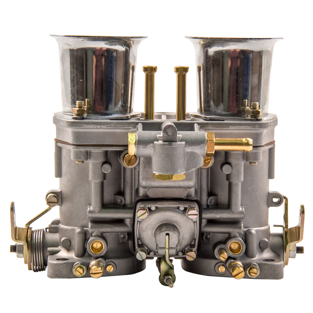 CARBY TYPE FIT WEBER 48IDF 48 IDF Carburetor with Chrome air horns for VW/Volkswagen/Bug/Beetle светильник настенный бра citilux cl534512 e14x60w 5790080105331