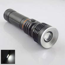 3 way q5 led magnetic led flashlight linterna torch work lamp with magnet for camping outdoor sports lampe torche