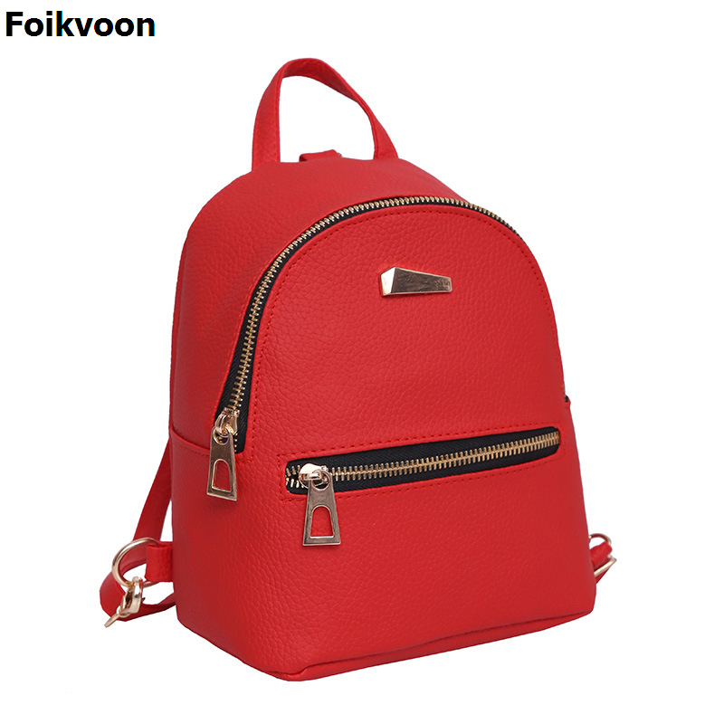 Foikvoon Candy Bags Alligator Mini Backpack Bags For Women Leather Backpack Women Mochilas School Bag BackpackFoikvoon Candy Bags Alligator Mini Backpack Bags For Women Leather Backpack Women Mochilas School Bag Backpack