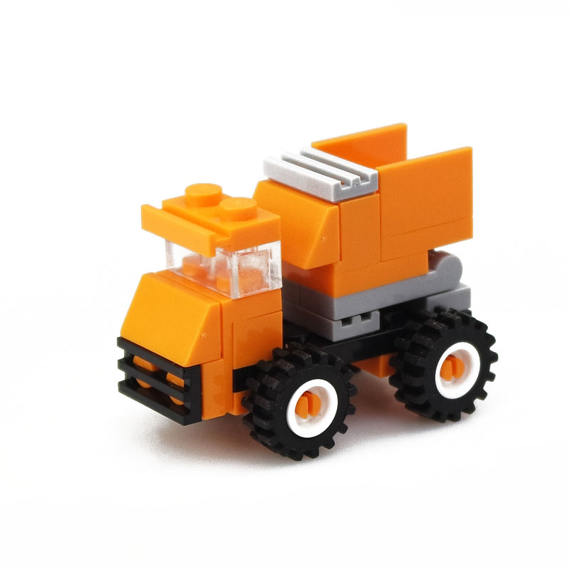 1 Set Bouw Speelgoed Tractoren Modelbouw Kits Educatief Speelgoed Hobby Voor Kinderen Kleuterschool Geschenken Speciale Zomerverkoop