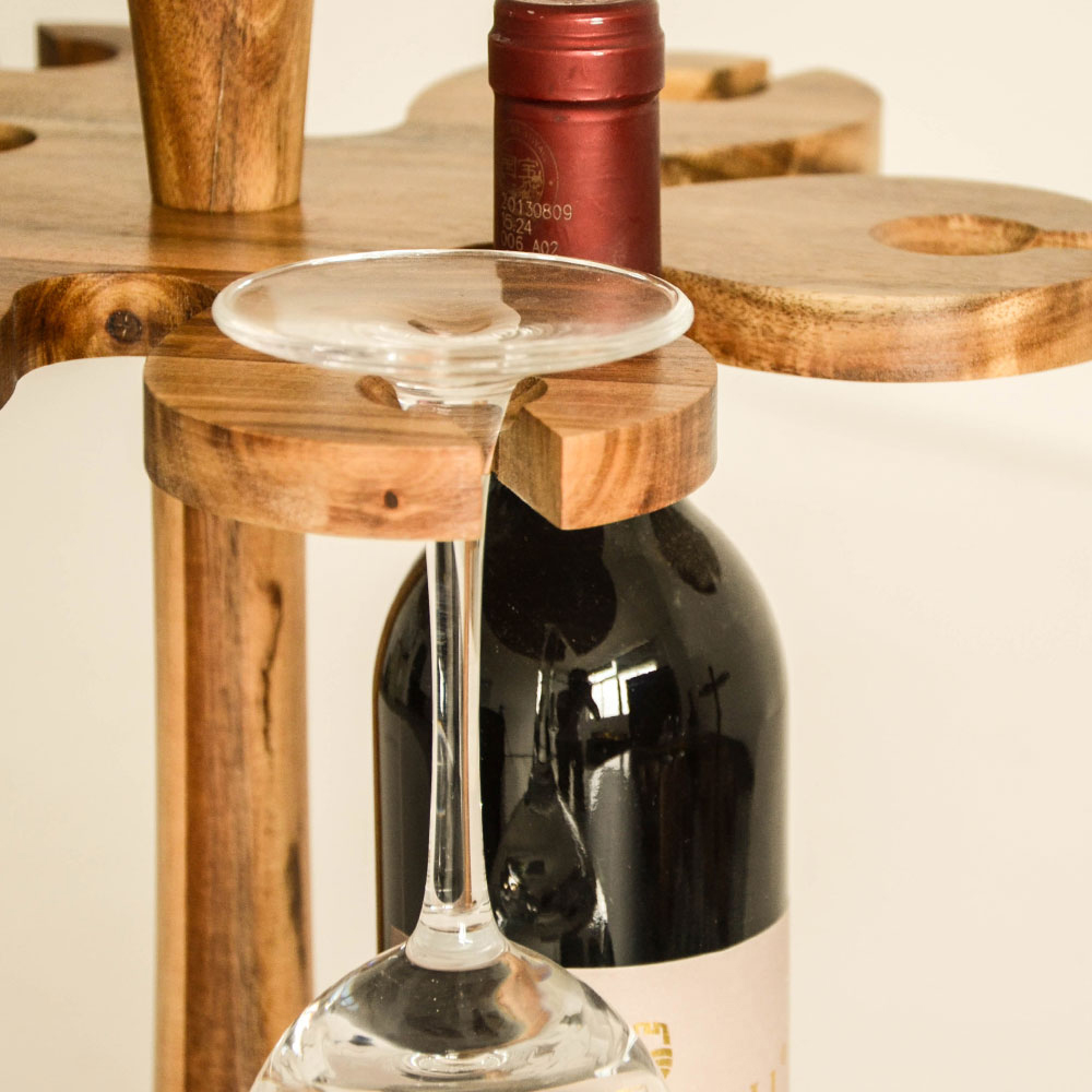 for reclaimed glass beer racks with design bar rack wine holder holders wood rustic