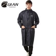 Raincoat Long Poncho QIAN