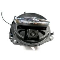 For Volkswagen Logo Flip Reversing badge Camera for Golf 7 MK7 & 2016 New Sagitar Backup Rear View 100% HD CCD parking camera