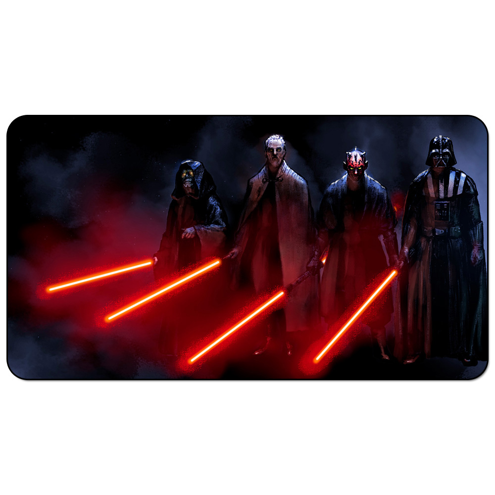 Star The City, Wars Game Playmat,Darth Vader Death Star Luke Skywalker Princess,Board Games Table Game Playmat,Sexy Playmat image