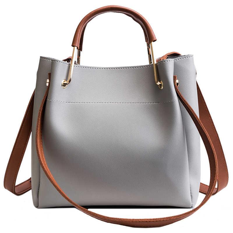 8e92a95c 2019 Новые сумки женские сумки Мягкая молния швейная нить большая емкость  полуметаллические переносные женские сумки повседневные