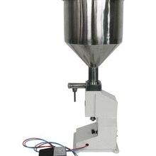 Небольшая доза пневматический косметический крем, лосьон, машина для наполнения пасты