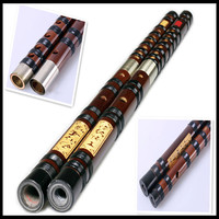 Chinese Flute Transverse Dizi Instrumentos Musicais Professional Flute C D E F G Key Flauta 6 holes Chinese Flute Transverse