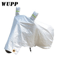 WUPP M/L/XL/2XL/3XL Motorcycle Protector Covering Scooter Electric Bicycle Cover For Harley Davidson Street All Motors