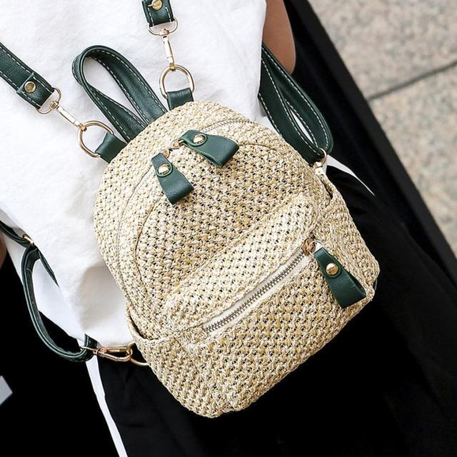 101f6475b Moda das mulheres saco tecido saco de mini mochila saco de viagem mochila  senhora saco balde