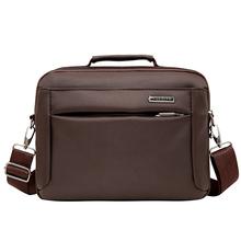 Moda teczki biznesowe człowiek dla prawnika torba męskie torby na ramię Laptop teczki męskie 2019 torebka Crossbody Bag tanie tanio Fanspack Mikrofibra Oxford NONE Pojedyncze 23cm zipper Wnętrze slot kieszeń Kieszeń na telefon komórkowy Wnętrza przedziału