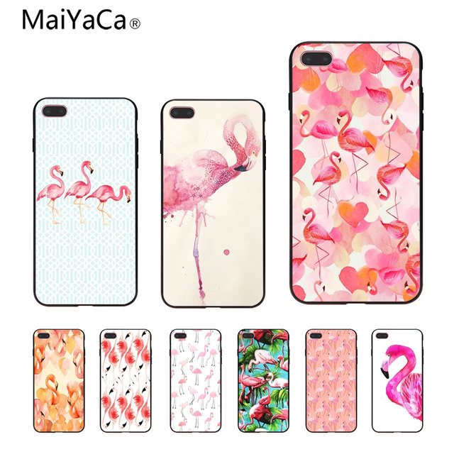 coque iphone x flamenco