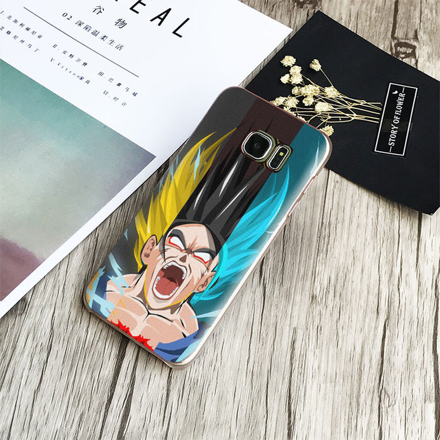 2018 Dragon Ball Samsung Cases (Set 2)