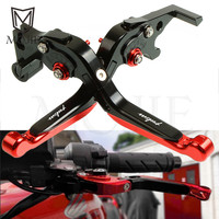 For Bajaj Pulsar 200 NS 2012 2015 200 RS AS 2015 2016 200NS 200RS 200AS Motorcycle CNC Adjustable Folding Brake Clutch Levers