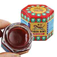 3 Style 100% Original Red White Tiger Balm Ointment Pain Relief Muscle Ointment Stomachache Massage Rub Muscular Tiger Balm