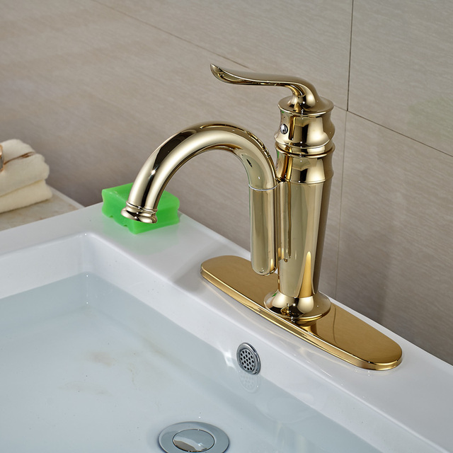 Free Shipping Best Product Cheapest Bathroom Faucet Deck Mounted ...