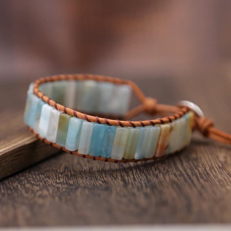 Bohemia Bracelet Amazonite...