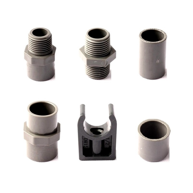 6 Types 1  2 U0026quot  Thread 20mm Inner Dia  Pvc Pipe Connectors