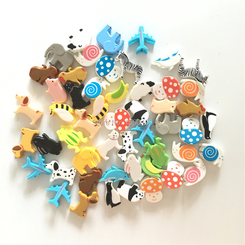(36pcs/lot)Novelty Cartoon Gift Clip/ Cute Mini Animal Photo Clip For Party Decoration/ Stationery Children's Gift