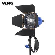 1000 W Compacto Regulável 3200 K Luz com 1000 w Lâmpada de Tungstênio + on/off Switch + Barndoor para estúdio de Fotografia de Vídeo e TV