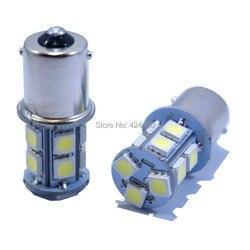 10x1156 382 BA15S p21w 1157 BAY15D p21/5 w bay15d PY21W led lumière ampoule 13 smd 5050 De Frein Arrière Clignotants Ampoule Lampe 12 V rouge