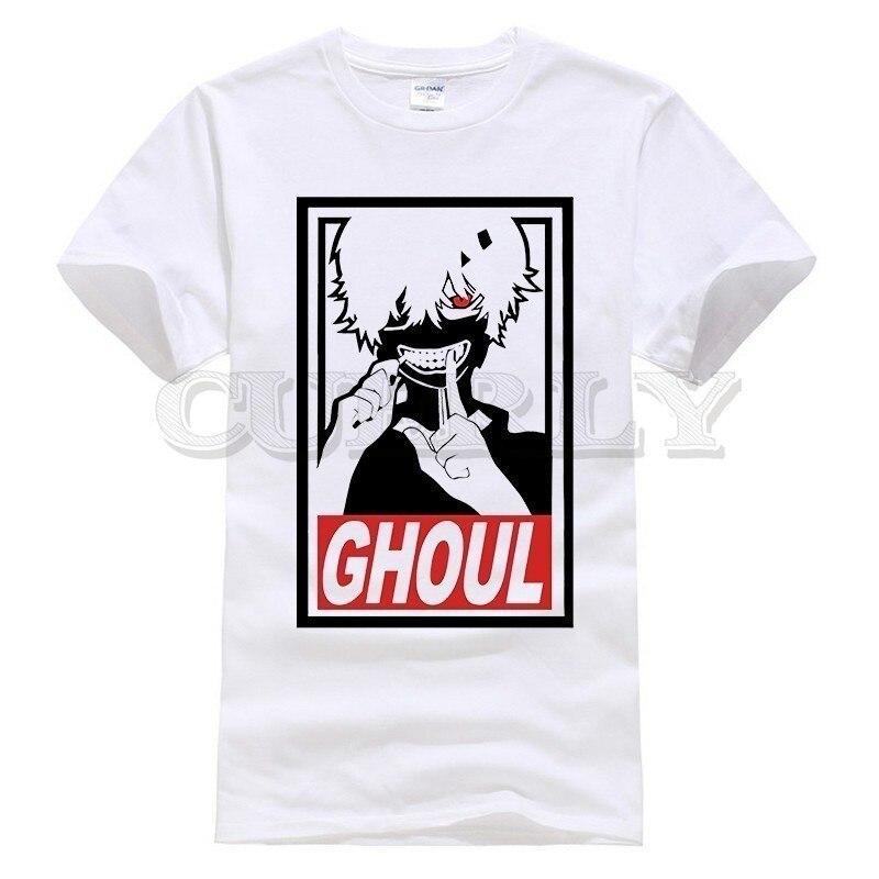 2019 harajuku Tokyo Ghoul Kaneki Ken thrasher t shirts oggai Ken Ken Sasaki graphic shirt men tshirts fashions Men 39 s Clothing in T Shirts from Men 39 s Clothing