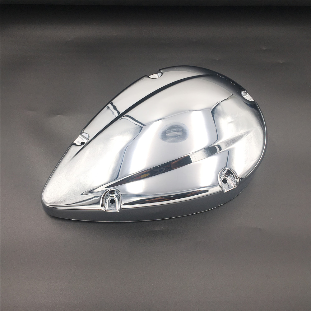XYIVYG Chrome Air Cleaner Filter Cover For Motorcycle