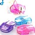 Portátil Mini Rizador de Pestañas Ojos Pestañas Aplicador Herramienta Cosmética Eyelashs Curling Maquillaje Device 2HM2