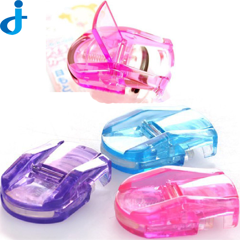 Portable Mini Eyelash Curler Eye Lash Applicator Cosmetic Tool Eyelashs Curling Device Makeup 2HM2