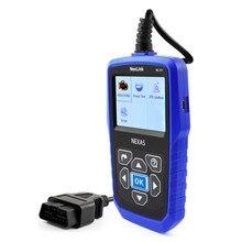Venta caliente lectores de códigos herramientas de escaneo obdii Batería de Monitoreo de Energía automotriz escáner de diagnóstico auto del explorador obd2 escáner nl101
