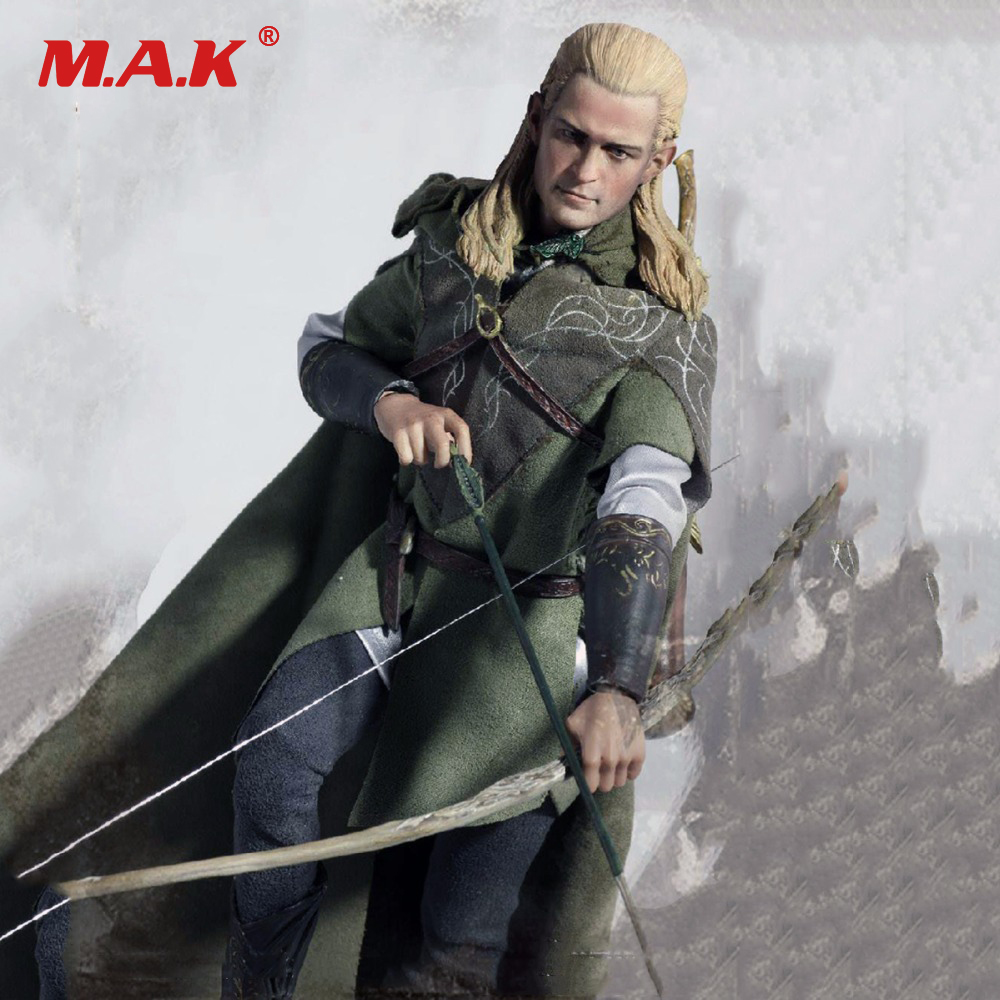 Full set Soldier 1/6 Elven prince Legolas Action Figure doll toys Model for Collections regular version фигурка planet of the apes action figure classic gorilla soldier 2 pack 18 см