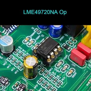 Image 5 - 新しいデュアルコア AK4493 DSD Usb 光学式同軸 bluetooth 5.0 オーディオデコーダ oled キーボード DC 12 より ES9038Q2M よりも