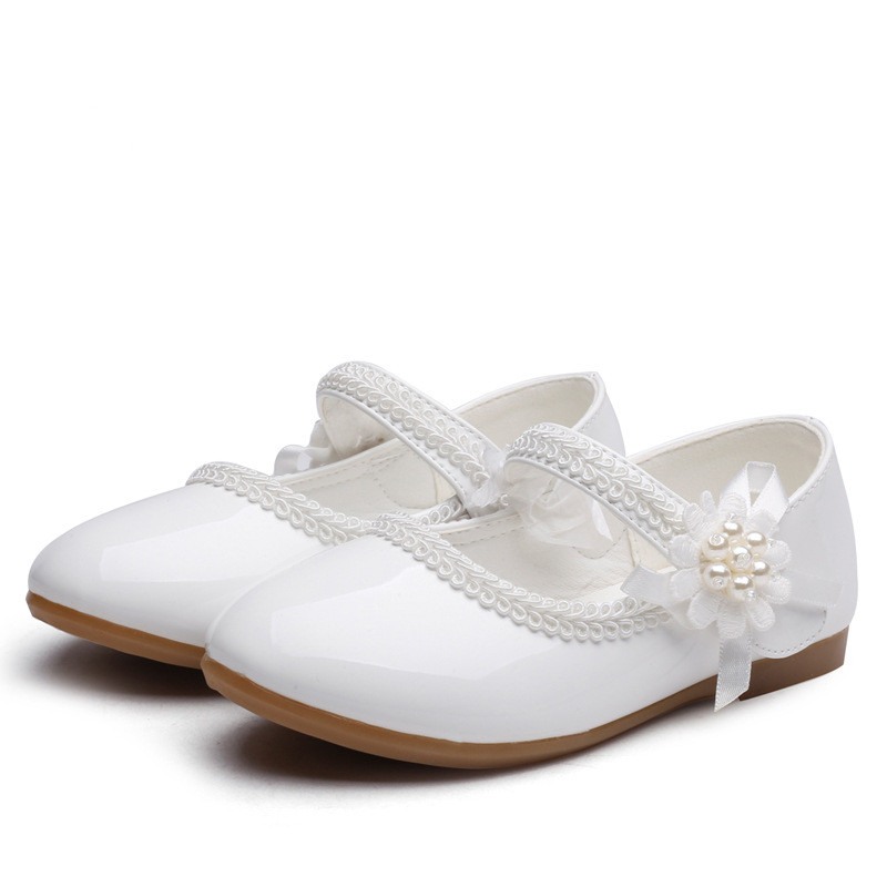 1 2 3 4 5 6 7T New Baby Girls Leather Shoes Flower Kids Shoes Princess Cocktail Party Shoes For Baby Girls Wedding Dress Shoes1 2 3 4 5 6 7T New Baby Girls Leather Shoes Flower Kids Shoes Princess Cocktail Party Shoes For Baby Girls Wedding Dress Shoes
