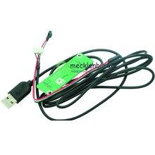 4 תיל Resistive USB מסך מגע בקר LCD מגע מסך לוח נהג כרטיס L