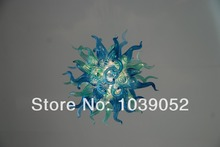 Free Shipping Colored Glass Indoor Chandelier Murano Lights