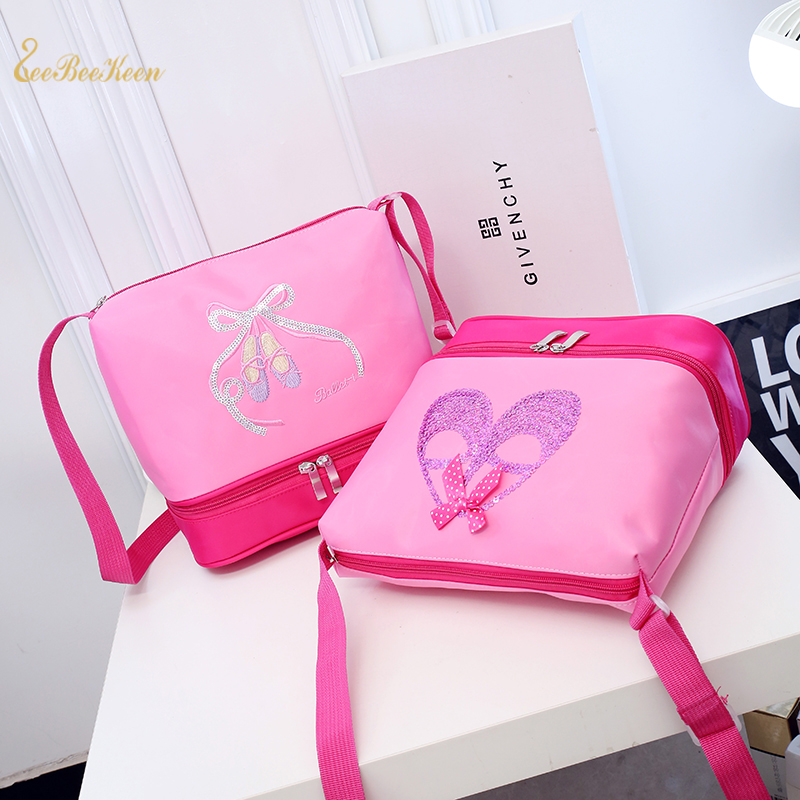 S Ballet Dance Bags 2 Layers